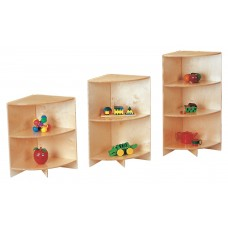 Jonti-Craft® Low Outside Corner Storage