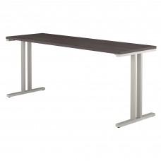 Bush Business Furniture 400 Series 72W x 24D Training Table