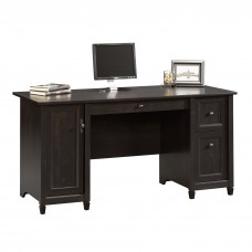 Edge Water Computer Desk - Estate Black