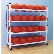 40 Basketball Cart