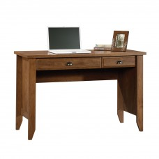 Shoal Creek Computer Desk - Oiled Oak
