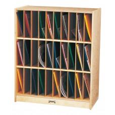 Jonti-Craft® Portfolio Mailbox - 30