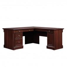 Palladia L-Desk - Select Cherry