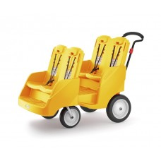 Gaggle®4 Buggy - Yellow - N/A
