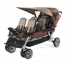 The LX6™  6-Passenger Stroller - Earthscape - N/A