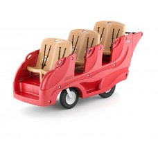 Gaggle®6 Buggy - Red/Tan - N/A