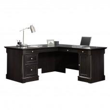 Palladia L-Desk - Wind Oak