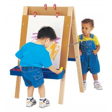Jonti-Craft® Toddler Adjustable Easel