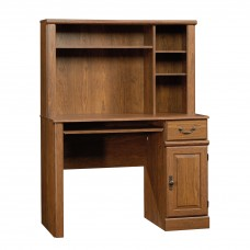 Orchard Hills Computer Desk w/Hutch - Milled Cherry