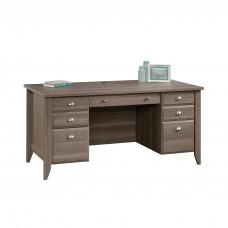 Shoal Creek Executive Desk - Diamond Ash