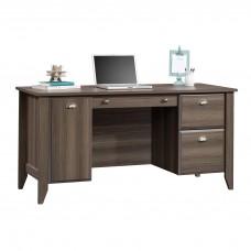 Shoal Creek Computer Desk - Diamond Ash