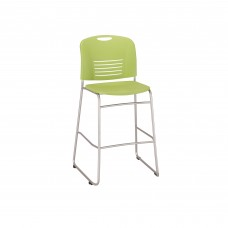 Vy™ Bistro-Height Sled Base - Green