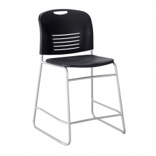 Vy™ Counter Height Chair - Black