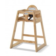 Ultimate Food Service High Chair - Natural - N/A