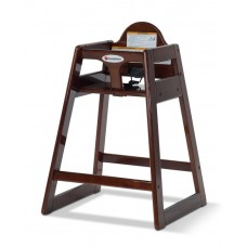 Ultimate Food Service High Chair - Antique Cherry - N/A