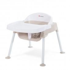 "Secure Sitter™ Feeding Chair 9"" Seat Height  - White/Tan - N/A"