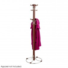 Bamboo Coat Rack - Cherry