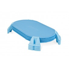 PODZ™ Toddler Cot - Blue - 35