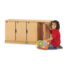 MapleWave® Stacking Lockable Lockers -  Double Stack