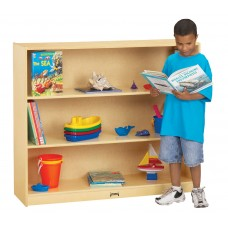 Jonti-Craft® Mega Mobile Straight-Shelf