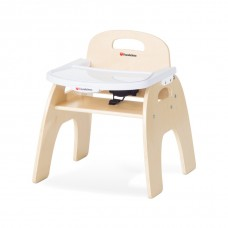 """Easy Serve™ Ultra-Efficient Feeding Chair 11"""" Seat Height - Natural - N/A"""