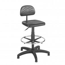 Task Master® Economy Workbench Chair - Black
