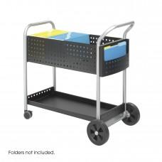 "Scoot™ Mail Cart, 32""D"