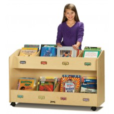 Jonti-Craft® Mobile 8-Section Book Organizer