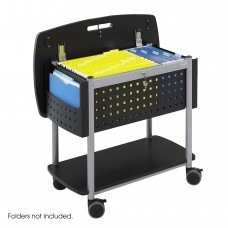 Scoot™ Mobile File with Work Surface