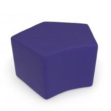 Quin Stool, Purple