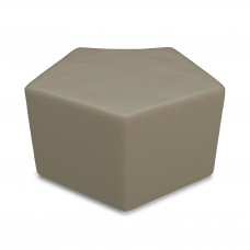 Quin Stool, Taupe