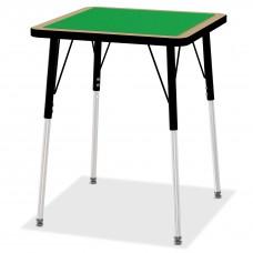 "Jonti-Craft® Adjustable Building Table – Traditional Brick Compatible – 24-31""H"