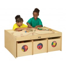 Jonti-Craft® Activity Table - with 6 Bins