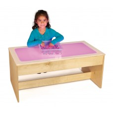 Jonti-Craft® Large Light Table - Multicolored