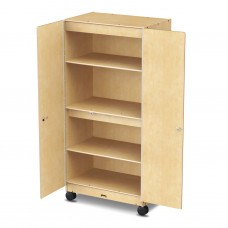 Jonti-Craft® Storage Cabinet - Mobile