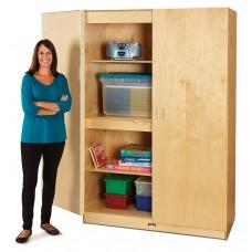 Jonti-Craft® Wide Storage Cabinet