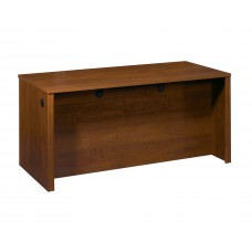 "Embassy 66"" Executive desk in Tuscany Brown"