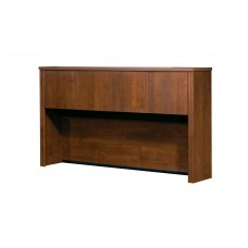 "Embassy hutch for 66"" credenza in Tuscany Brown"