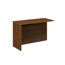 Embassy return table in Tuscany Brown