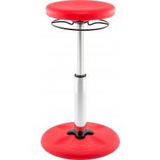 "Kore Kids Adjustable Chair 16.5-24"" Red"