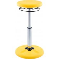 "Kore Kids Adjustable Chair 16.5-24"" Yllw"