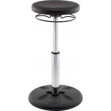 "Kore Kids Adjustable Chair 16.5-24"" Bk"