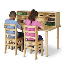 Jonti-Craft® Store-More Table
