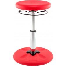 "Kore Kids Adjustable Chair 14-19"" Red"