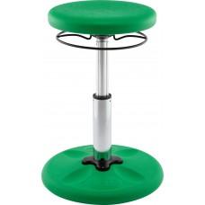 "Kore Kids Adjustable Chair 14-19"" Green"