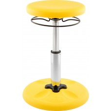 "Kore Kids Adjustable Chair 14-19"" Yellow"
