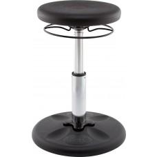 "Kore Kids Adjustable Chair 14-19"" Black"