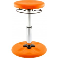 "Kore Kids Adjustable Chair 14-19"" Orange"