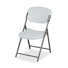4 Pack Folding Chair, Platinum