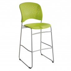 Reve™ Bistro-Height Chair Round Back - Green